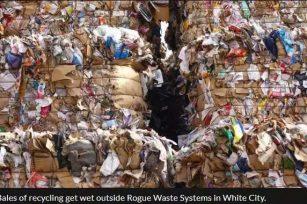 中国的垃圾处理技术,让欧美和日本望尘莫及!