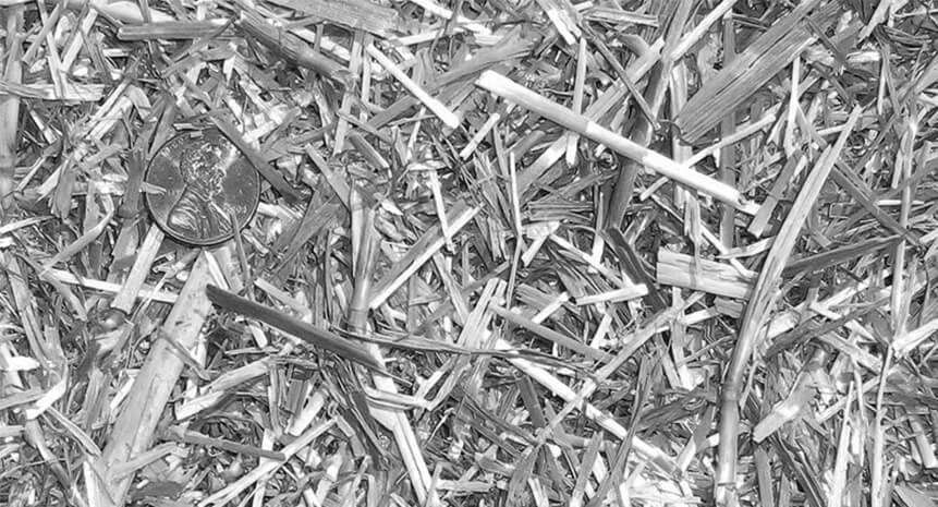 作物秸秆类循环利用