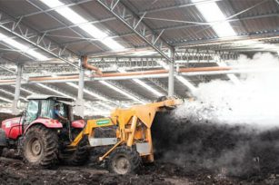 有机堆肥在巴西
